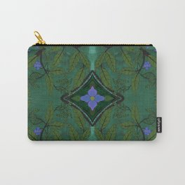 Branch and Bluebell Carry-All Pouch