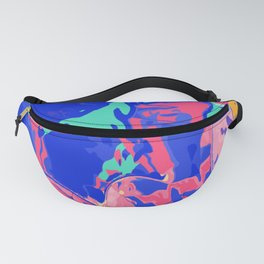 Make the colors pop Fanny Pack