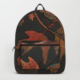 """""""Georgia Leaves"""" Backpack"""