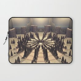 Pathway of Peaks Laptop Sleeve