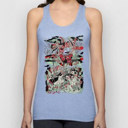 UNINVITED GARDEN Unisex Tank Top