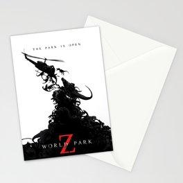 World Park Z Stationery Cards
