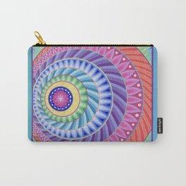 Colour Explosion Mandala Carry-All Pouch