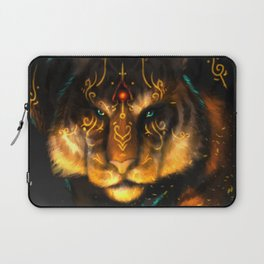 Guardian of the Fire Laptop Sleeve