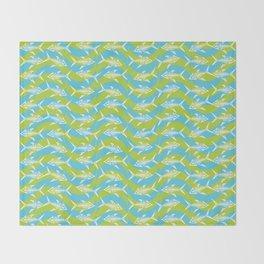 Fish pattern Throw Blanket
