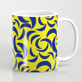 Many Moons - Yellow Coffee Mug