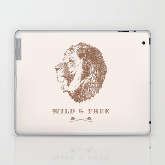 WILD & FREE Laptop & iPad Skin