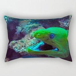 Moray Eel Rectangular Pillow