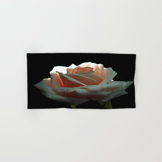A Beautiful Rose Hand & Bath Towel
