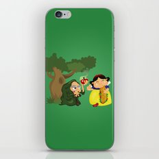 Snow White (witch) iPhone Skin