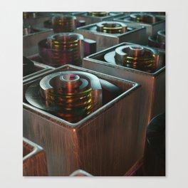 CHEM Canvas Print