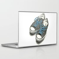 converse Laptop & iPad Skins featuring Converse by Anthony Billings