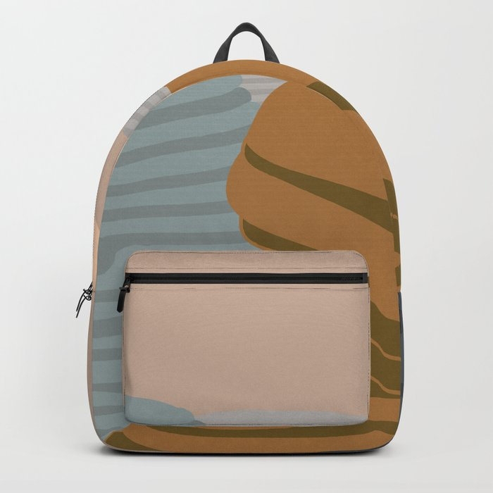 Terraced fileds Backpack