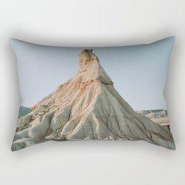 Bardenas Reales II / Spain Rectangular Pillow