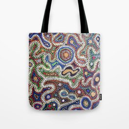 CUNNAMULLA MY COUNTRY kʌnəˈmʌlə Tote Bag