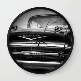 Black Beauty Wall Clock