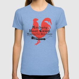 Archery Boot Camp >>-----> Aiming for Greatness T-shirt