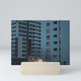 El lugar de las tristezas. Mini Art Print