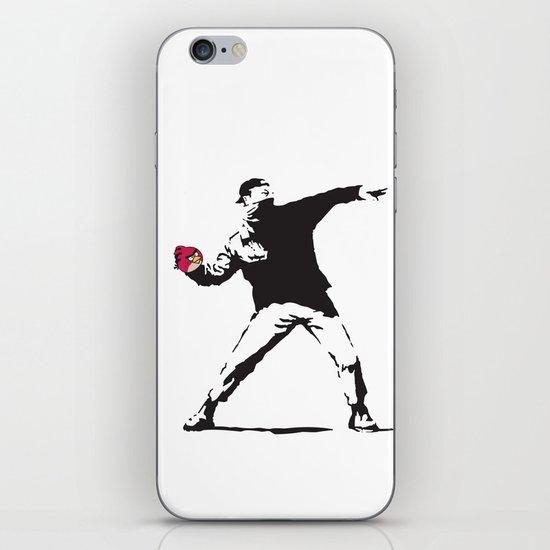 Angry Birdksy iPhone & iPod Skin
