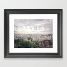 Country Series - Istambul Framed Art Print
