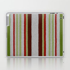 Knitted Colors - Digital Work Laptop & iPad Skin