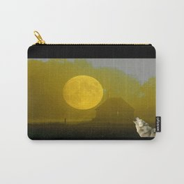 Moon time Carry-All Pouch