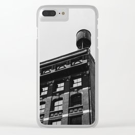 Soho IV Clear iPhone Case