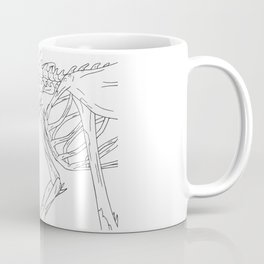 Fox Demon Coffee Mug