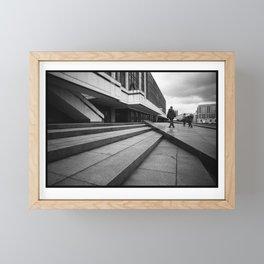 Honeckers Lampenladen, Berlin Framed Mini Art Print