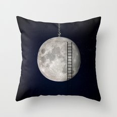 I'll Take You To The Moon Throw Pillow