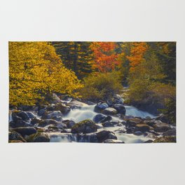 Autumn River II Rug