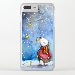 tangled Clear iPhone Case