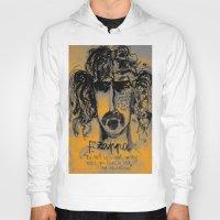 zappa Hoodies featuring Zappa by sladja