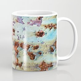 Abstract Paint Coffee Mug