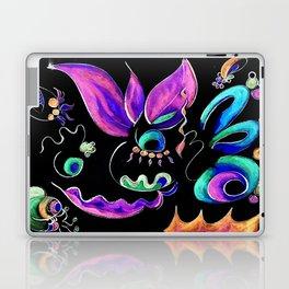 In a Peapod Laptop & iPad Skin