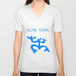 Alma Taina - The Coqui Unisex V-Neck