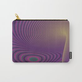 Fractal Canopy Carry-All Pouch