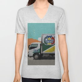 Regalo Helado - The Drug Truck - Better Call Saul Unisex V-Neck