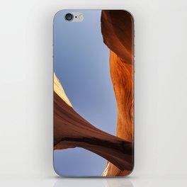 Rattlesnake Canyon, AZ - Bridge iPhone Skin