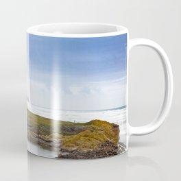 Bridge on Oregon Coastline Coffee Mug