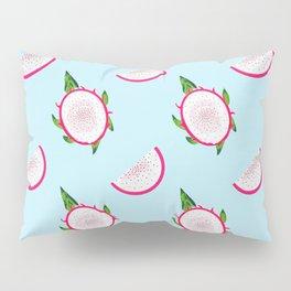 Dragon Fruit Pattern Pillow Sham