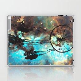 Dreamcatcher (blue) Laptop & iPad Skin