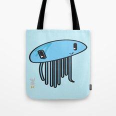 My Kawaii Jellyfish! Tote Bag