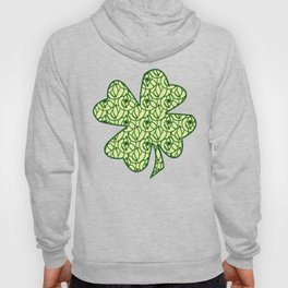 St. Patrick's Day Clovers Hoody