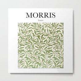 Morris - Leaves Metal Print