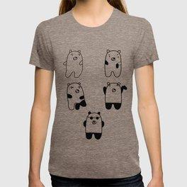 Panda Metamorphosis T-shirt