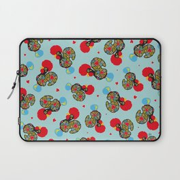 Rooster of Barcelos | Portuguese Lucky Charm Laptop Sleeve