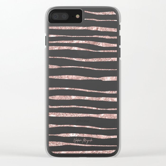 Brinley Clear iPhone Case