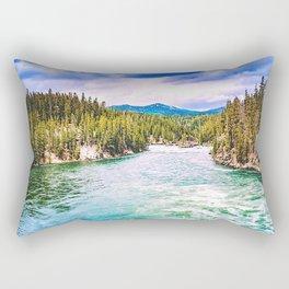 'Murica Landscape Rectangular Pillow