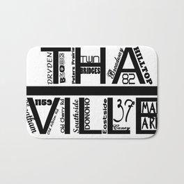 Tha Ville Bath Mat